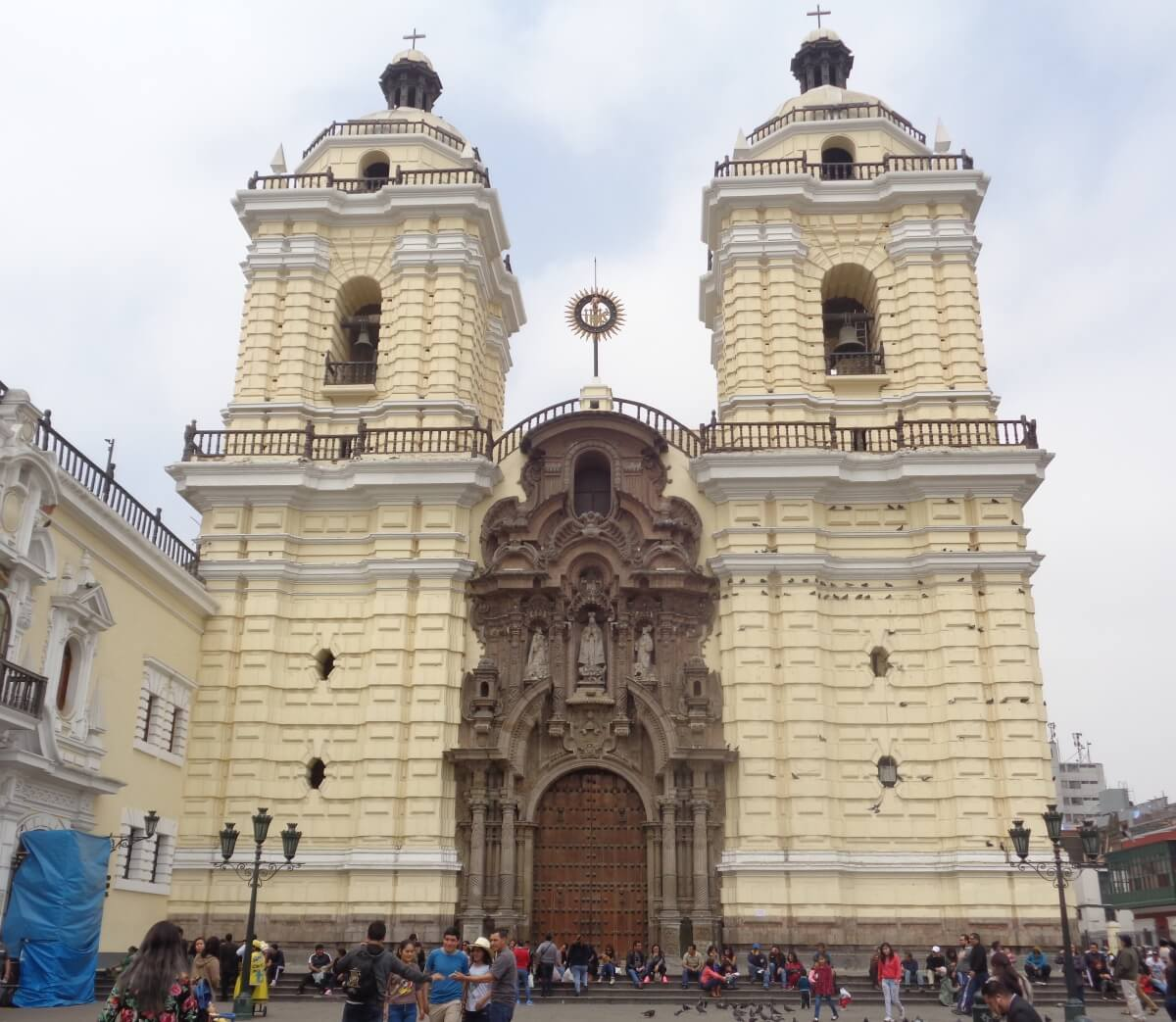 San Francisco Cathedral, Lima Centr