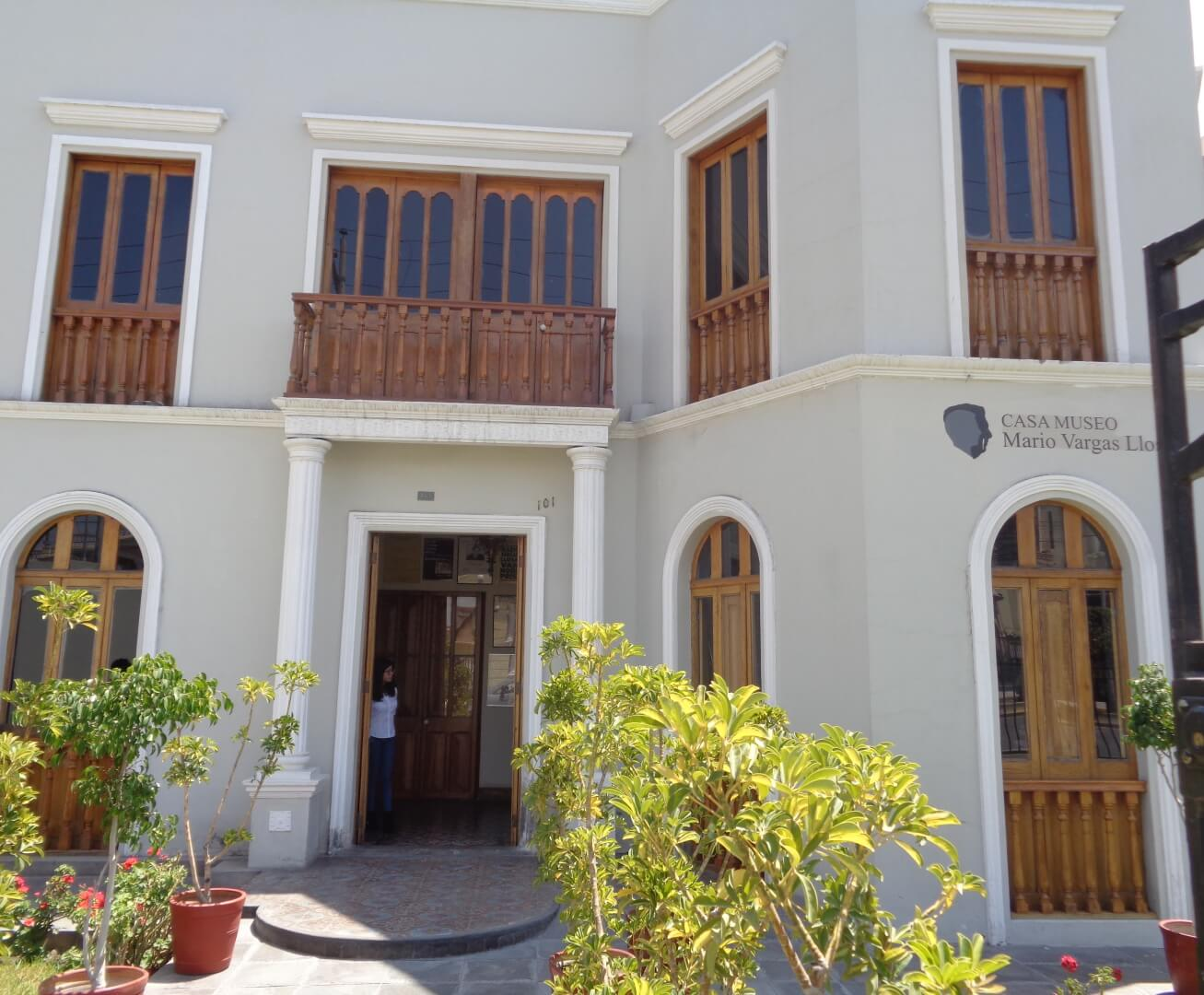 Casa Museo Maria Vargos Llosa