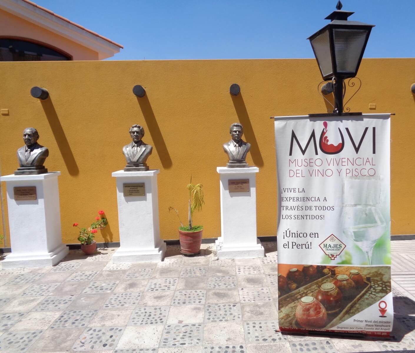 Wine and Pisco Museum Arequipa