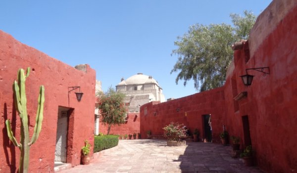 Why the Santa Catalina monastery is a must-see when you visit Arequipa