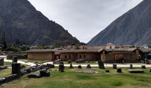 Ollantaytambo, Saltponds of Maras and Moray - A short visit to the Sacred Valley