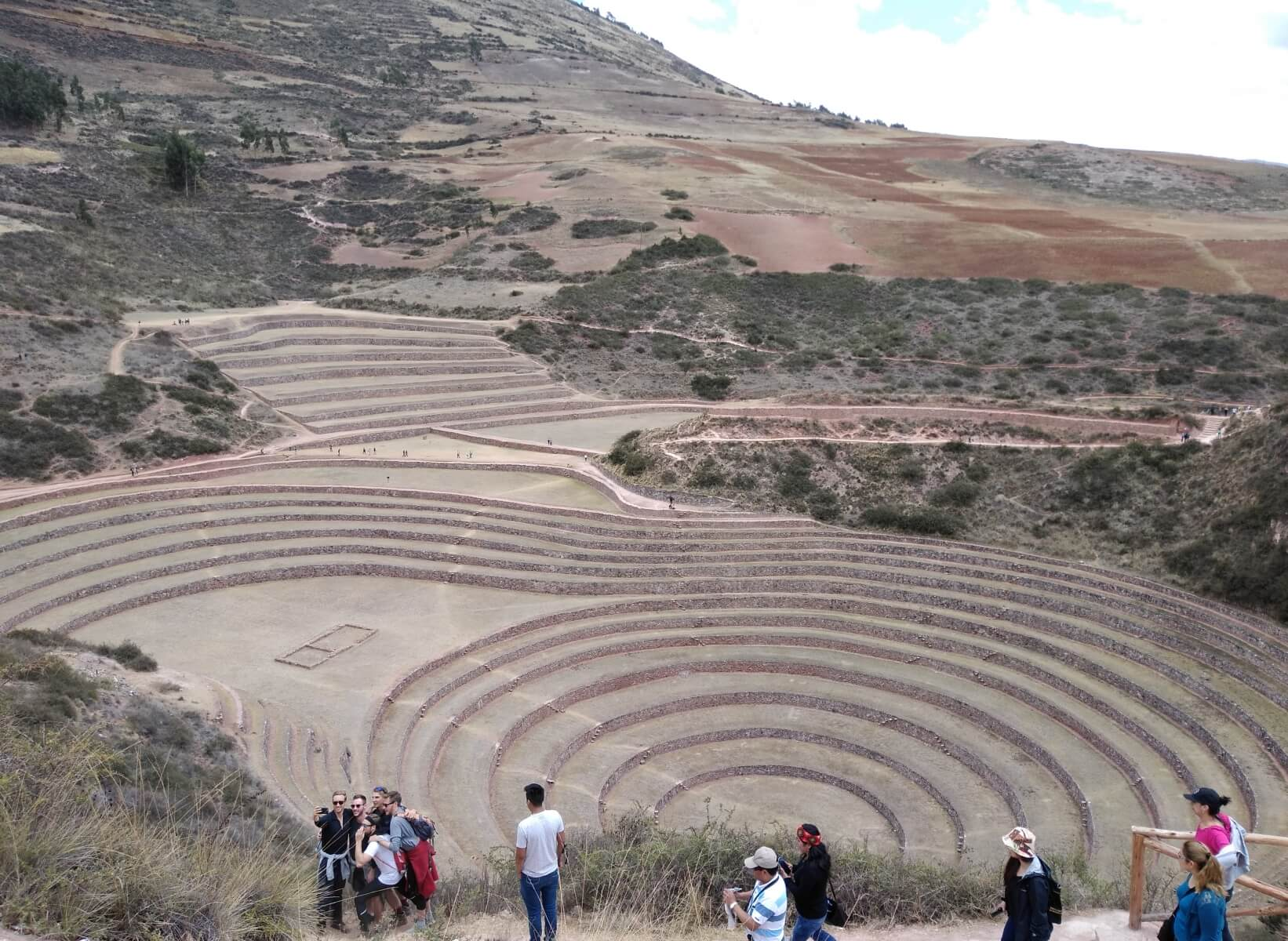 Inca Ruins of Moray