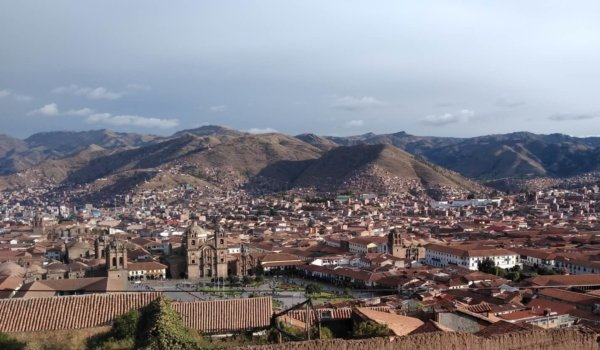Cusco for digital nomads