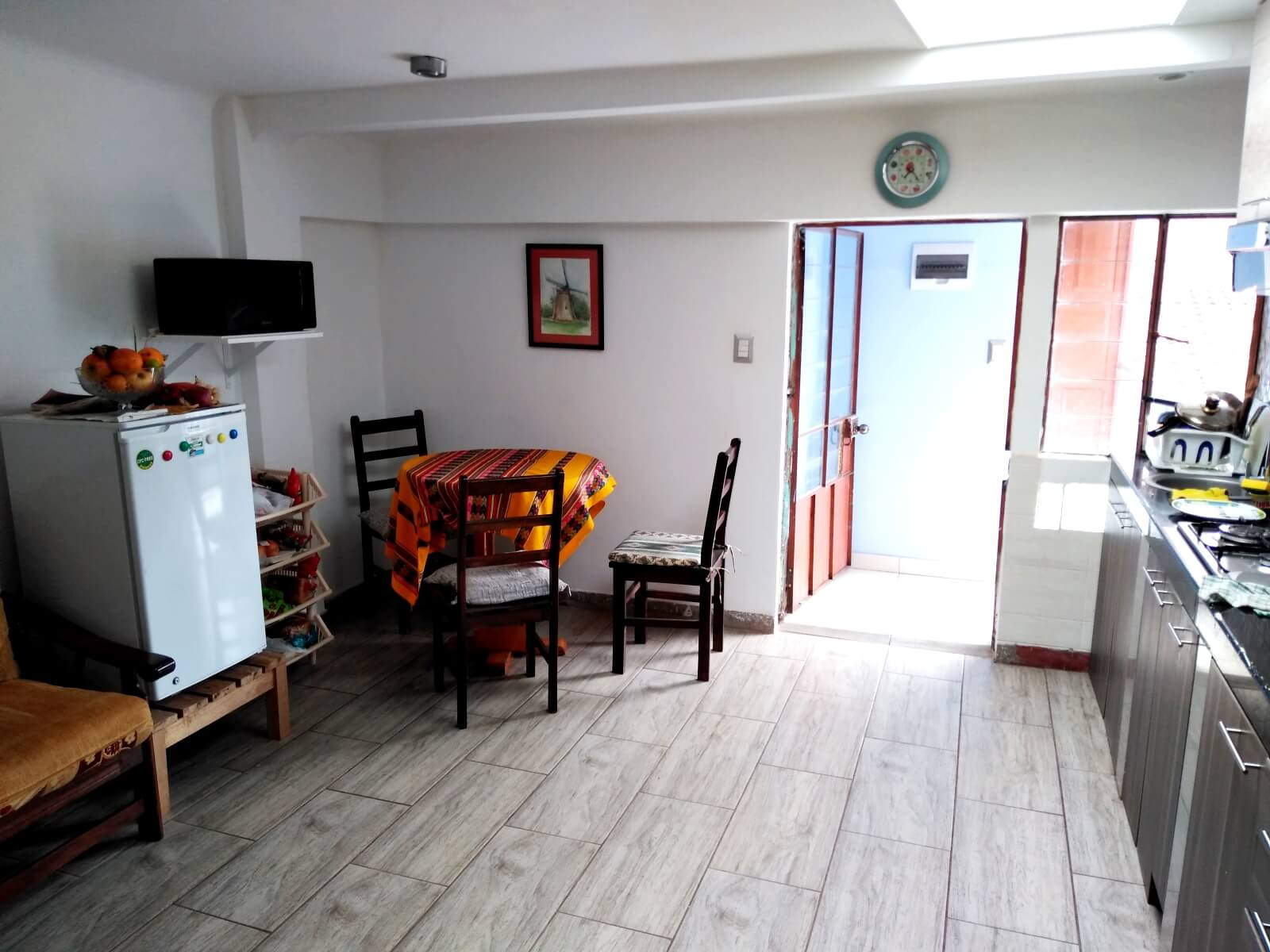 Digital nomad-friend accommodation in Cusco