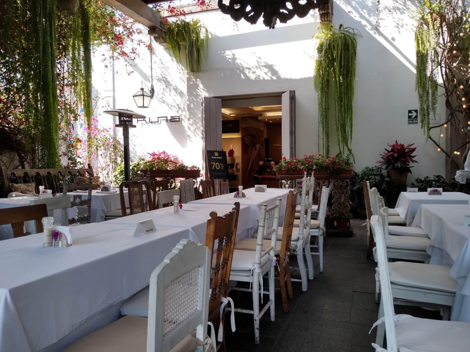 Restaurant Larco Museum