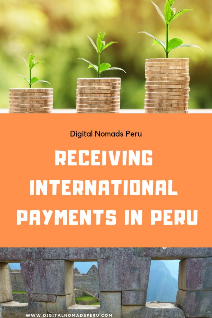International Payments Peru