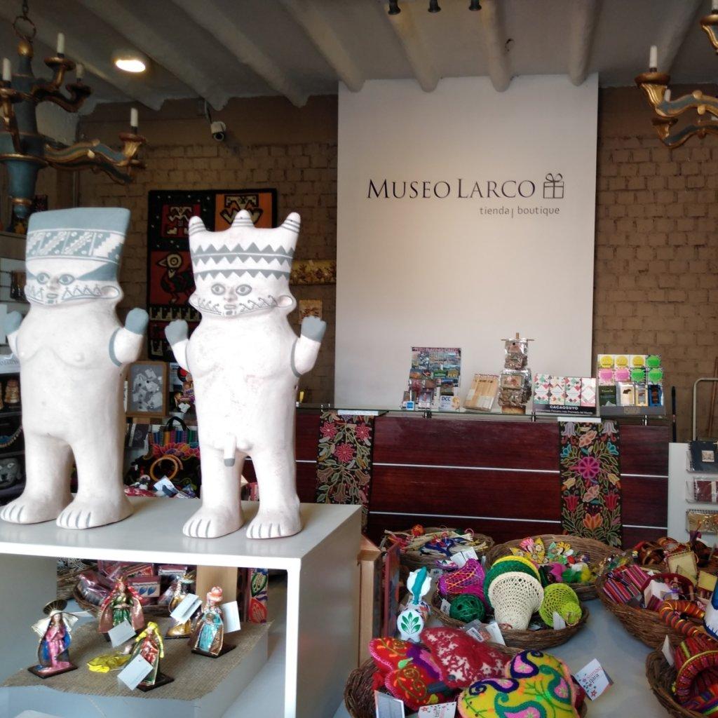 Shop Larco Museum