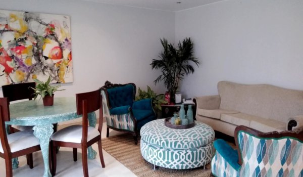 Accommodation Lima: Vintage Boutique Apartment for 2 - 3 people in Barranco