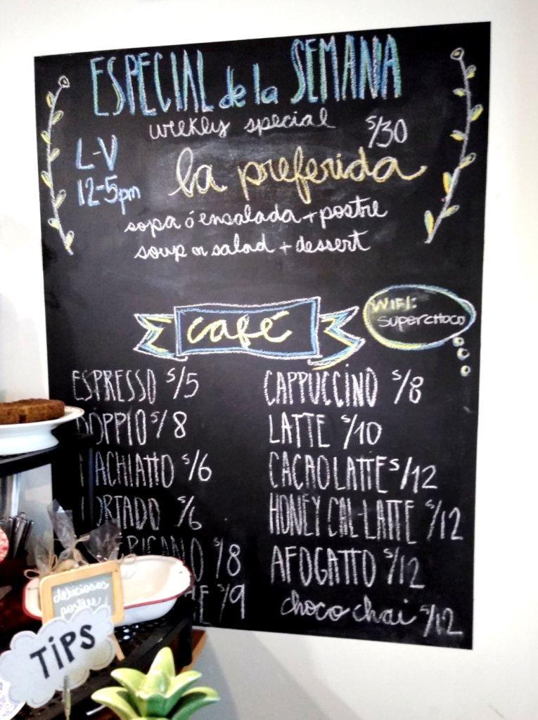 Vegetarian cafes in Lima - Las Vecinas