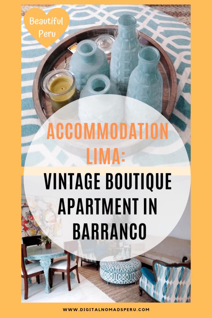 Airbnb Barranco