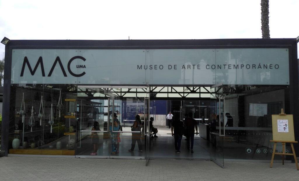 MAC Lima Entrance