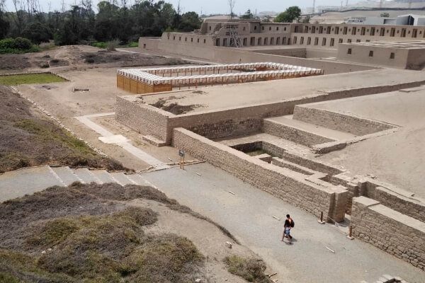 Day trips from Lima: Pachacamac ruins