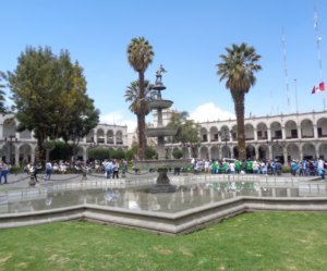 Digital Nomad friendly Airbnb in Arequipa