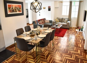 airbnb puno - digital nomad-friendly accommodation in Peru