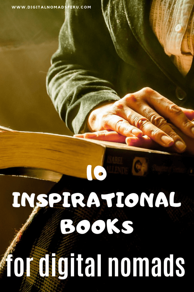 10 inspirational books for digital nomads