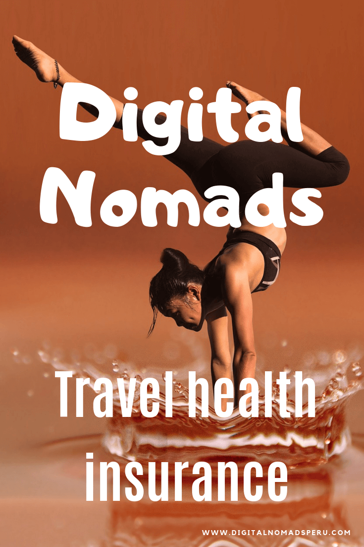 Health insurance for digital nomads