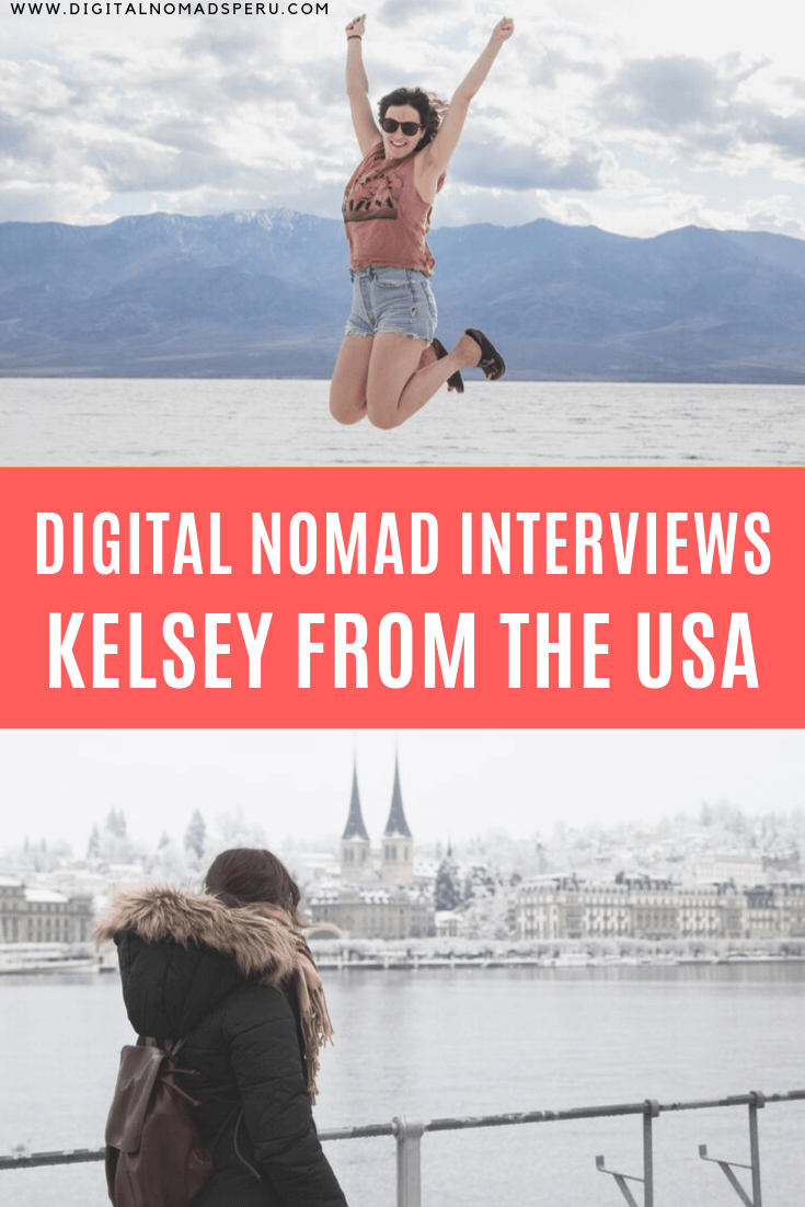 Digital Nomad Interviews - Kelsey from the USA