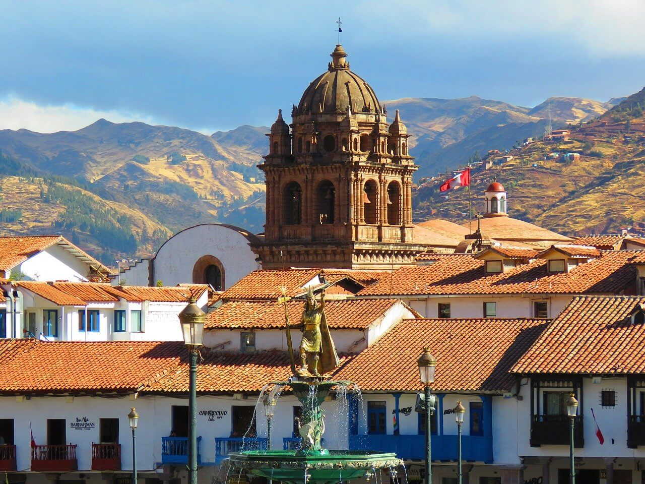 Best places for digital nomads in Peru